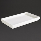 APS Asia+  White Tray GN 1/4