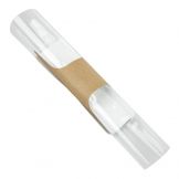 Colpac Clasp Clip Recyclable Kraft Baguette Packs (Pack of 500)