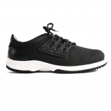 Abeba Water Repellent Trainer Black Size 35