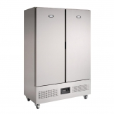 Foster Slimline Double Door Upright Freezer 800 Ltr