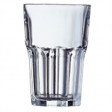 Arcoroc Granity Hi Ball Glasses 290ml CE Marked (Pack of 48)