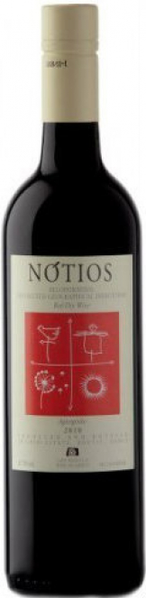 Gaia Wines - Notios Red Agiorgitiko 2018 (75cl Bottle)
