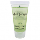 Just for You Shampoo and Conditioner 20ml Tubes (100 pcs)