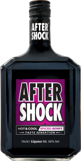 Aftershock - Hot & Cool Spiced Berry (70cl Bottle)
