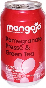 Image of Mangajo - Pomegranate Presse & Green Tea