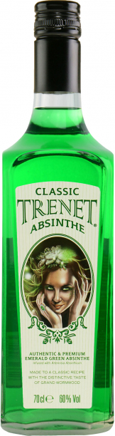 Trenet - Premium Absinthe (70cl Bottle)