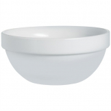 Arcoroc Opal Stackable Bowls 172mm (Pack of 6)