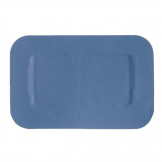 Blue Detachable Plasters (Pack of 50)