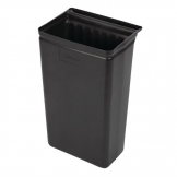 Cambro Trash Container For Utility Cart