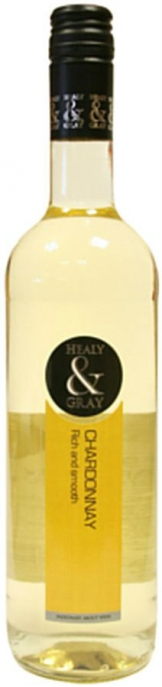 Healy & Gray - Chardonnay (75cl Bottle)