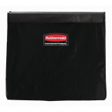 Rubbermaid X-Cart Black Bag 300Ltr