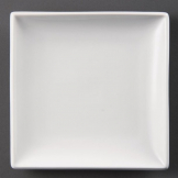Olympia Whiteware Square Plates 180mm (Pack of 12)