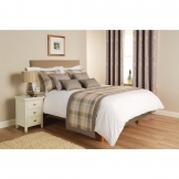 Luxury Chatsworth Bed Runner Slate Double