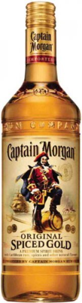 Image of Captain Morgan - Original Spiced Gold