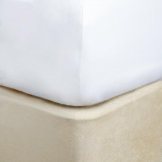 Essentials Divan Bed Base Wrap Oatmeal King Size
