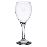 Arcoroc Seattle Nucleated Wine Glasses 240ml CE Marked at 175ml (Pack of 36)