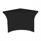 ZOWN XLCorner Table Stretch Cover Black