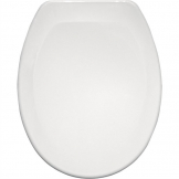 Carrara and Matta Jersey Medium-Weight Toilet Seat