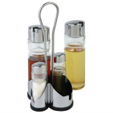 APS Complete Cruet Set and Stand
