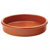 ABS Pottery Terracotta Tapas Dish 150mm (Pack of 24)