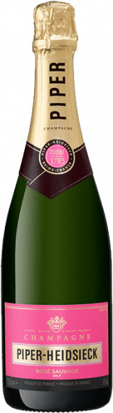 Image of Piper Heidsieck - Brut Rose Sauvage