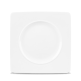 Alchemy - Ambience Medium Rim Square Plate (21.00cm)