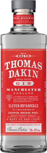 Image of Thomas Dakin - Small Batch Manchester Gin