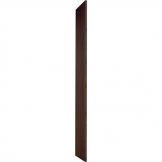 Timberbox End Panel 1780(H)mm Walnut