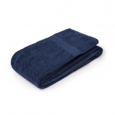 Essentials Nova Bath Towel Navy (500g)