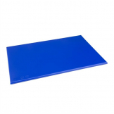 Hygiplas Anti Microbial High Density Blue Chopping Board