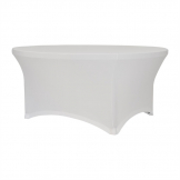 ZOWN Planet180 Table Stretch Cover White