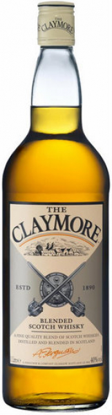 Claymore - Whisky (70cl Bottle)