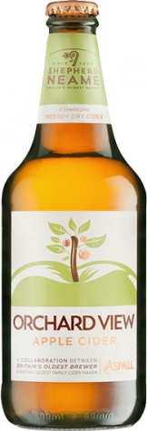 Orchard View - Apple Cider (8x 500ml Bottles)