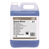 Suma A5 Warewasher Rinse Aid Concentrate 5Ltr (2 Pack)