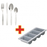 Special Offer - 240 Kelso Cutlery with Tray Combo Deal (Pack of 240)