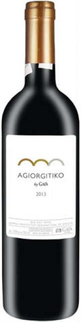 Gaia Wines - Agiorgitiko 2018 (75cl Bottle)