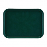 Cambro EpicTread Fibreglass Rectangular Non-Slip Tray Green 415mm