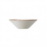 Steelite Brown Dapple Essence Bowl 165mm (Pack of 24)