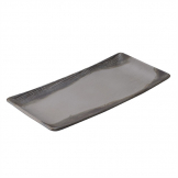 Revol Arborescence Rectangle Plate Pepper 290 x 150mm (Pack of 6)