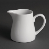 Olympia Whiteware Cream and Milk Jugs 305ml (Pack of 6)