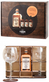 Copperhead - Gift Set (50cl Bottle)