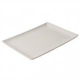 Revol Arborescence Rectangular Plates Ivory 230 x 320mm (Pack of 2)