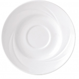 Steelite Alvo Saucers 117mm