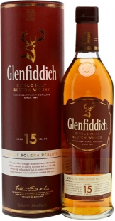 Glenfiddich - 15 Year Old (70cl Bottle)