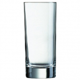 Arcoroc Islande Nucleated Hi Ball Glasses 290ml CE Marked (Pack of 48)