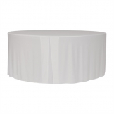 ZOWN Planet180 Table Plain Cover White