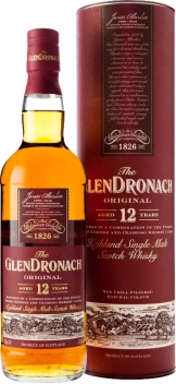 GlenDronach - 12 Year Old Original (70cl Bottle)