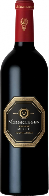 Vergelegen - Reserve Merlot 2014 (75cl Bottle)