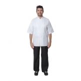 Chef Works Unisex Capri Executive Chefs Jacket White 58