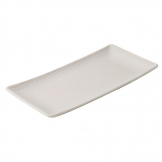 Revol Arborescence Rectangle Plate Ivory 290 x 150mm (Pack of 6)